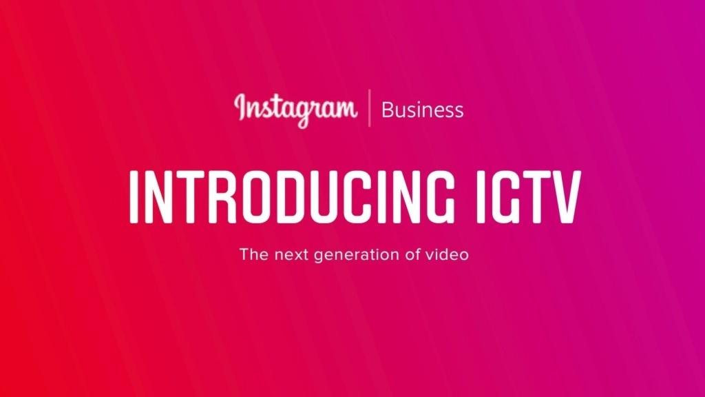 Igtv, ecco la nuova funzionalità di instagram