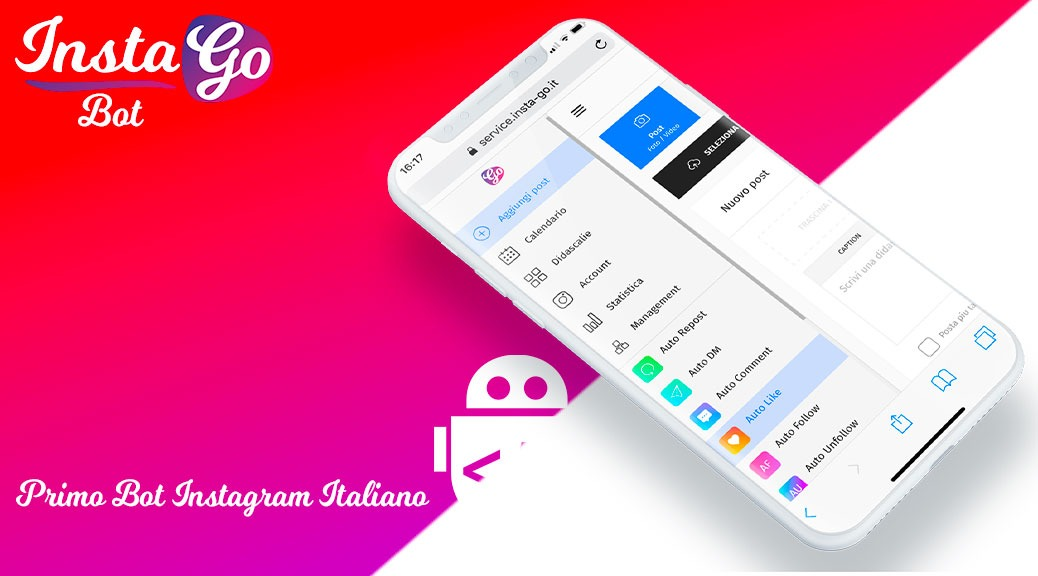 instago bot miglior bot instagram 2018 italiano