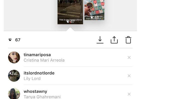 Continua a leggere per scoprire come vengono ordinate levisualizzazioni delle Storie Instagram :)