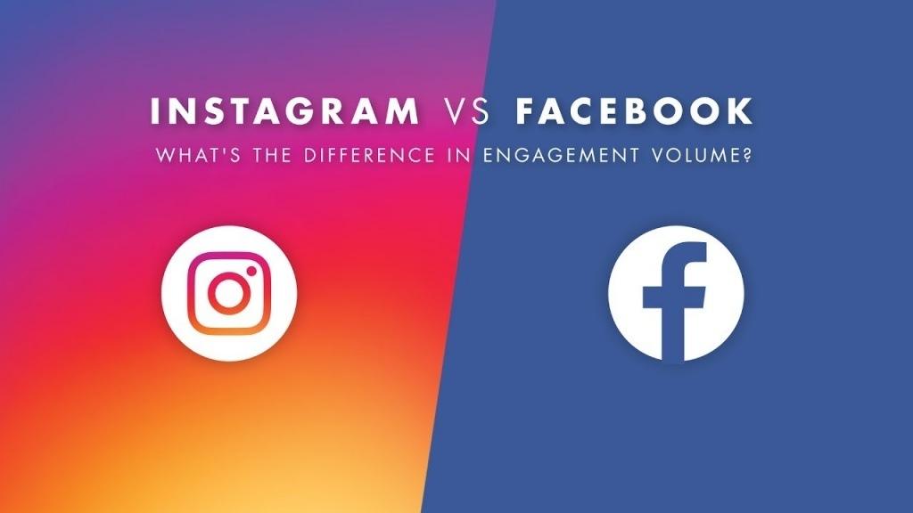 Instagram supera facebook