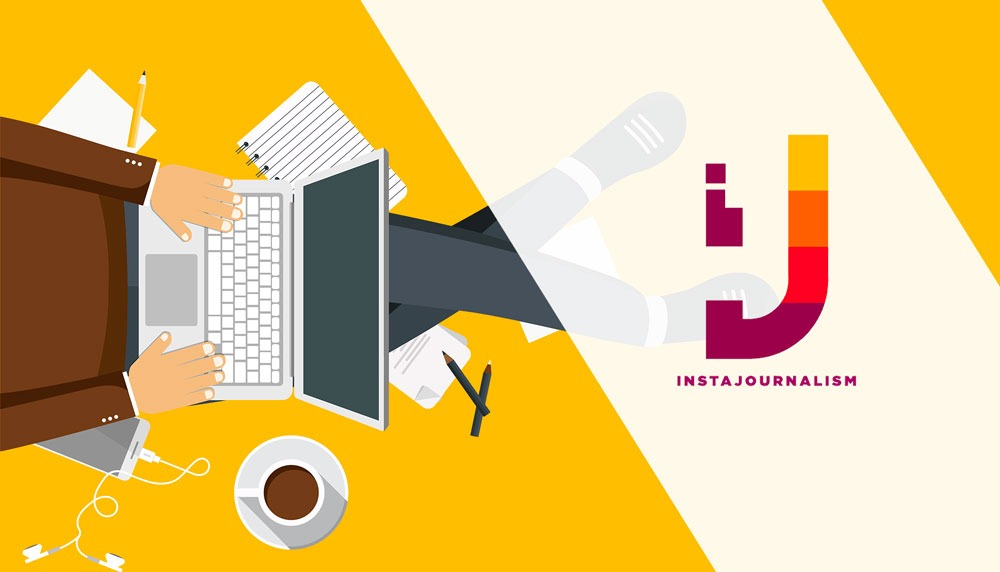 InstaJournalism - giornalismo e comunicazione su Instagram