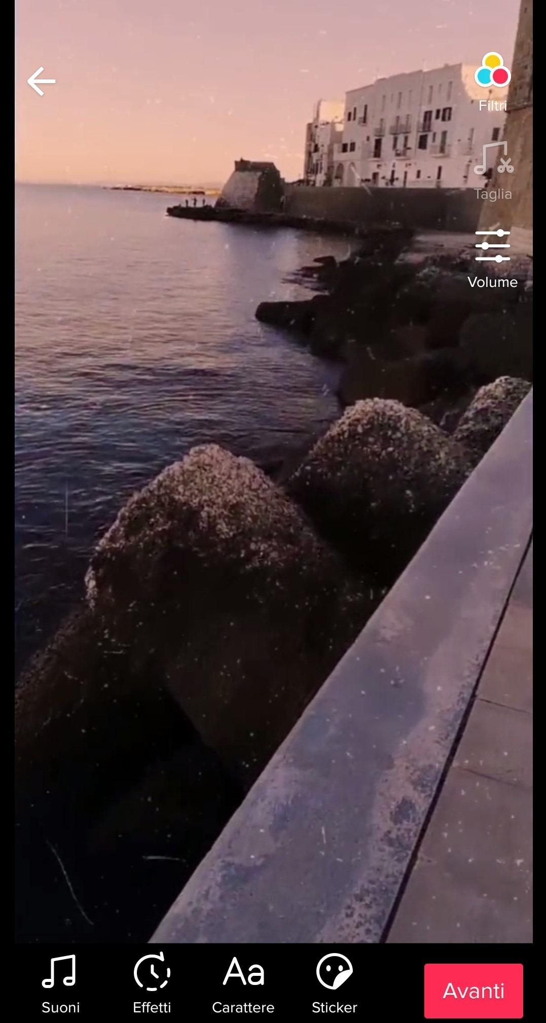 TikTok: un video editor pazzesco perfetto per Instagram