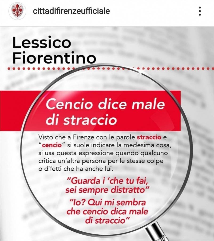 Comune di Firenze su Instagram