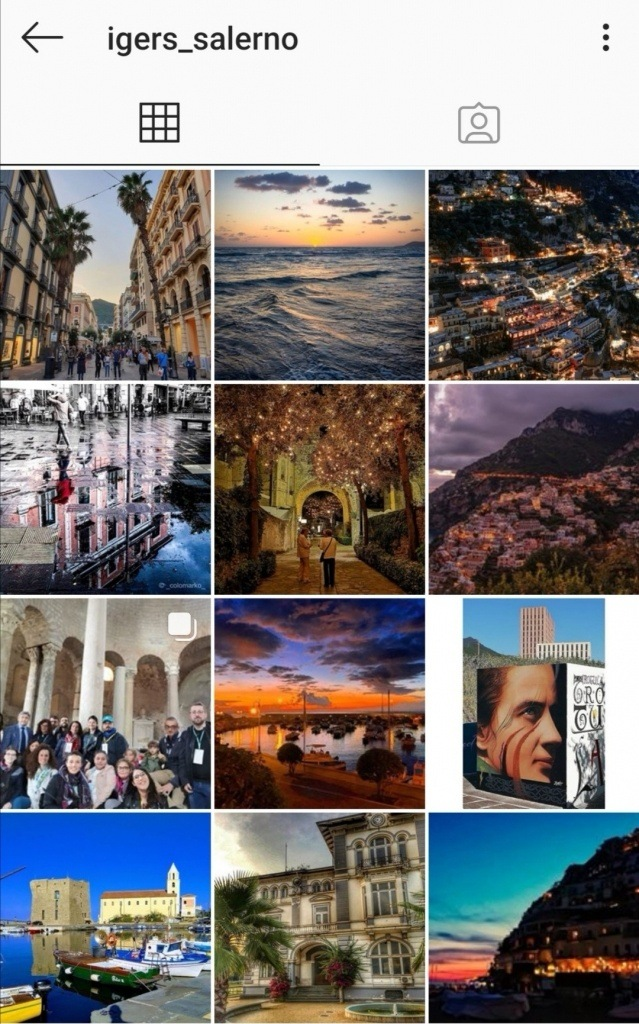 Marketing territoriale e le potenzialità di Instagram