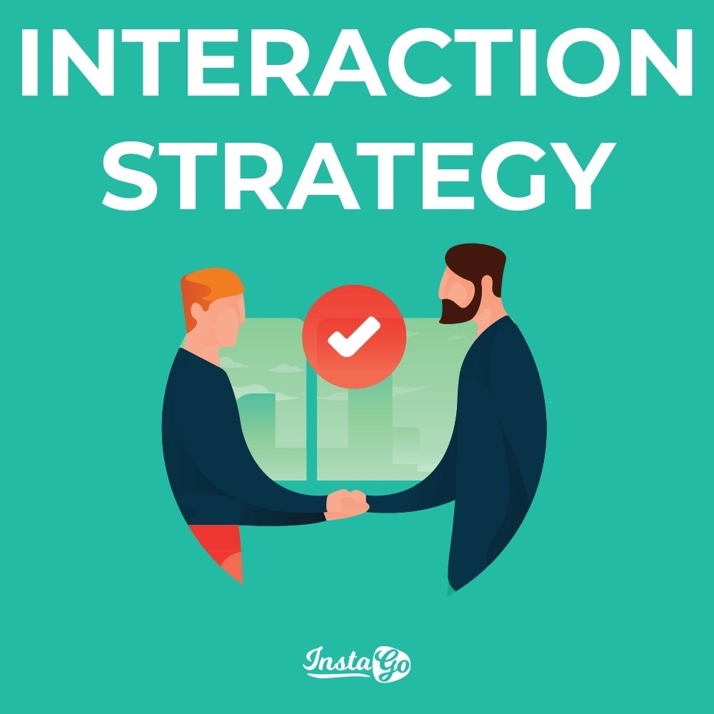 Interaction Strategy con password richiesta