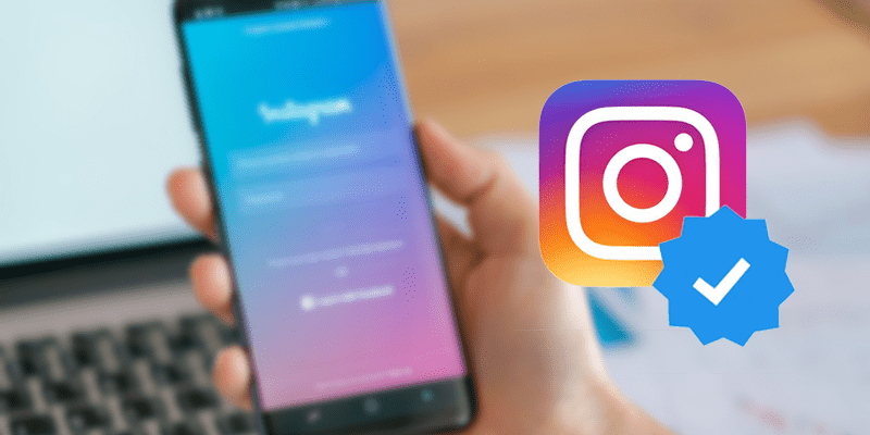 Come ricevere la spunta blu su Instagram
