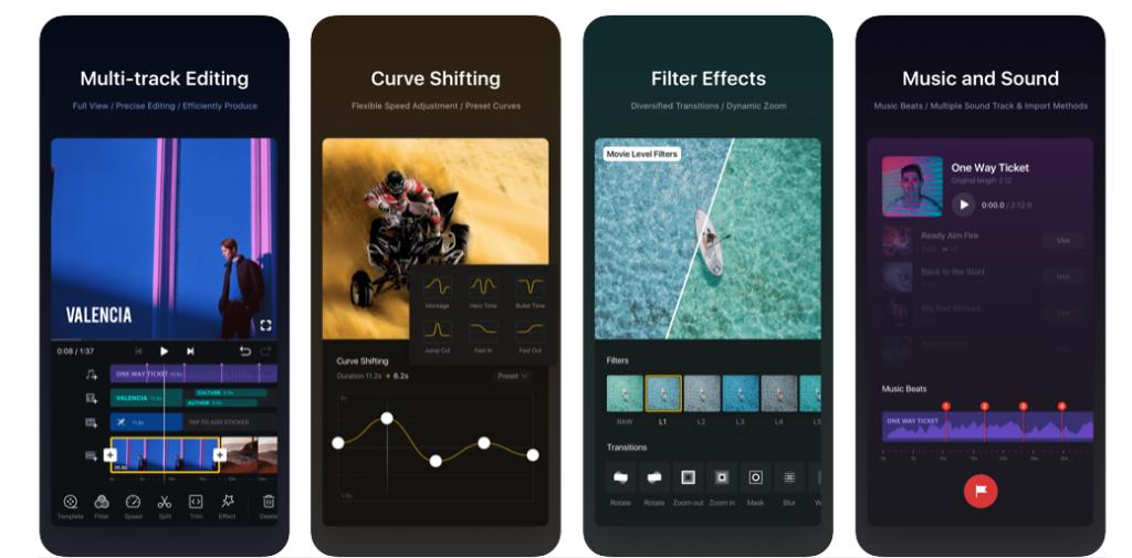 App per Editing Video