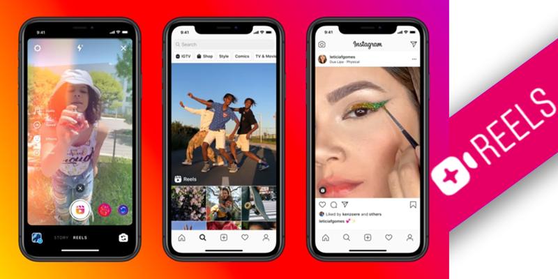 Facebook lancia Instagram Reels