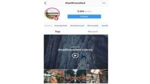 Hashtag Instagram la guida 2021- community hashtag